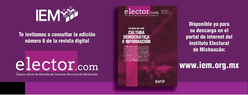 Revista Digital Elector.com 6